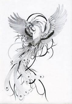 Птицы - Фото татуировок - Тату Салоны.ру - Татуировки и значение татуировок