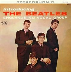 Introducing...The Beatles, their first US album release, 1964. Released ten days before Meet The Beatles!, Introducing...The Beatles sold 1.3 million copies before it was pulled from the shelves in late 1964.