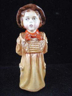 BRONTE LTD. EDITION CANDLE SNUFFER - KATE GREENAWAY - THE SCHOLAR