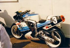 Suzuki GSXR, Slabby, .BRS Suspension Works