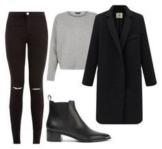 """Untitled #41"" by exc4libur on Polyvore featuring New Look and Acne Studios"