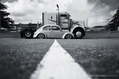 Inspired to photograph old classic cars. VW Bug. (one day :)