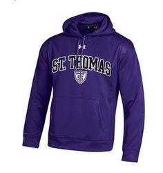 Under Armour Purple Hooded Sweatshirt w/ Shield. It is wind and water resistant. ($79.99) Maine, Hooded Sweatshirts, Hoods, Under Armour, Purple, Water, How To Wear, Fashion, Gripe Water