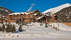 Yellowstone Club, Montana, US.