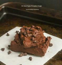 Pumpkin Fudge takes 5 minutes to make. This Pumpkin Fudge takes 5 minutes to make. Vegan Sweets, Vegan Desserts, Healthy Desserts, Just Desserts, Delicious Desserts, Yummy Food, Dairy Free Recipes, Whole Food Recipes, Gluten Free