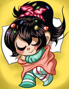 I sleep in these candy wrappers. by Mesmeromania.deviantart.com on @deviantART