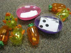 I Love First Grade Cute Bunny Craft/Ideas