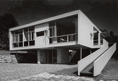 Rose Seidler House, Wahroonga, Sydney 1951, Harry Seidler Architect,