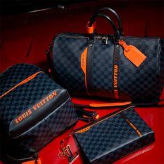 Mens Fashion Shoes, Fashion Bags, Louis Vuitton Handbags, Louis Vuitton Damier, Suitcase Bag, Briefcase, Travel Accessories, Travel Bags, Leather Men