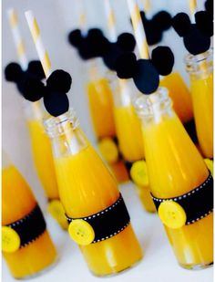 Mickey Mouse Party Idea
