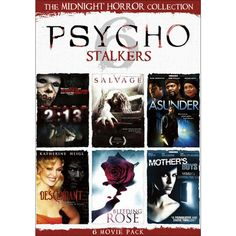 Midnight Horror Collection: Psycho Stalkers (2 Discs) (S)