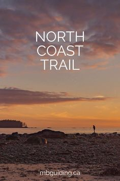 Welcome to our North Coast Trail Guide! This resource includes information and tips to help plan your adventure in Cape Scott Provincial Park.