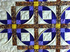 Tanderwen Quilts: Tomoe's Mexican star and some pantos