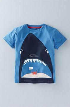 Mini Boden 'Deep Sea' Graphic T-Shirt (Toddler Boys, Little Boys & Big Boys)