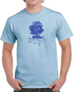 Fish Island Tee Shirt from Ink It Tees