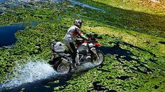 BMW Motorrad te propone el viaje de tu vida: Un mundo. Una R 1200 GS