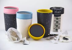 The world's first reusable coffee cup made from used paper cups. Disposable Coffee Cups, Reusable Coffee Cup, Coffee Lover Gifts, Best Coffee, Face Care, Footprint, Coffee Shop, Recycling, Free Shipping