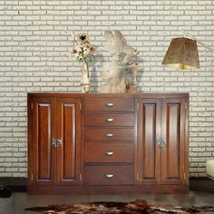 #buffet #classic #design made from #solidwood #mahogany #handcrafted for your #livingroom #interior #furniture #furnituretoday #furniturebali #balifurniture by #gabeart more products visit www.gabeart.com​