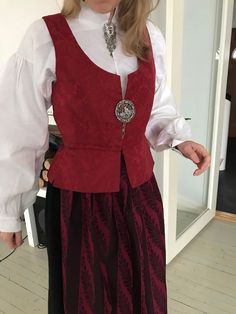 Folklore, Norway, Scandinavian, Blouse, Wedding Dresses, Long Sleeve, Creative, Girls, Sleeves
