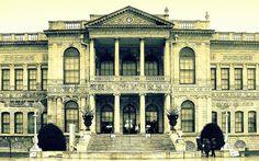 Inside Istanbul's Dolmabahçe Palace