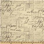 Claridge Da Vinci Code Jacquard Mocha  fabric .com