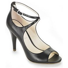 Rockport Womens Presia OpenToe PumpBlack9 M US * Remarkable product available now.