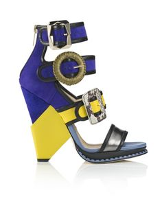 Jimmy Choo Ready To Wear Spring Summer 2015 Milan - NOWFASHION