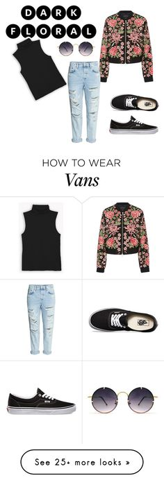 """""""March Madness"""" by teddu on Polyvore featuring Needle & Thread, Vans and Spitfire"""