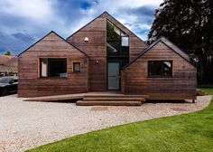 Good Wood Would — Good wood - smart architecture from Baca...