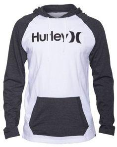 Men's Hurley OAO Raglan Hoodie | Scheels
