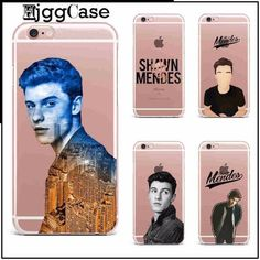Hit pop singer Shawn Mendes Magcon cover for Apple iphone X 7 5 SE 6 8 Plus TPU soft silicone phone case cover