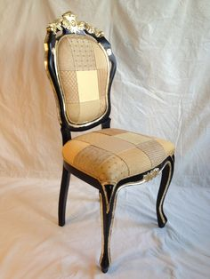 Dining or decoration chair Queen by UpholsteryART on Etsy