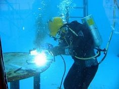 Underwater Welder: Requirements, Job Duties, and Salary on http://educationcareerarticles.com