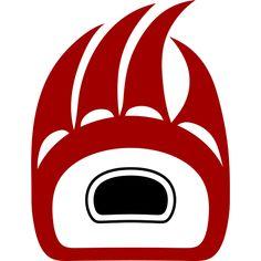 Haida Bear Paw