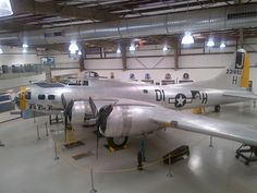 "1944 B-17F ""I'll Be Around"" Tucson, AZ . 8th Air Force Musuem"