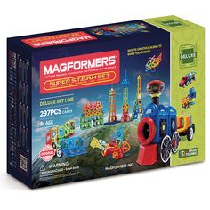 СКИДКА 0% на Магнитный конструктор MAGFORMERS 710009 Super Steam set в магазине Эгегей https://xn----7sbbrr1acpfy0cc2ic.site/tovar/magnitnyi-konstruktor-magformers-710009-super-steam-set-18526.html  Цена: 54590 руб.Набор Magformers Super STEAM Set — долгожданное пополнение в линейке больших наборов Магформерс. Он объединяет в себе все новейшие детали и аксессуары на сегодняшний день.