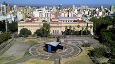 Plaza de la Intendencia y Palacio de Justicia - Córdoba, Argentina