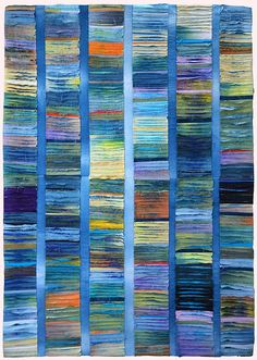 Kit Vincent Textile Art | Fastwater