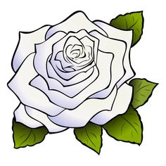 Free Rose Clipart, Animations and Vectors ❤ liked on Polyvore featuring flowers, backgrounds, fillers, art and extras