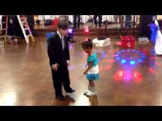This Jealous Little Girl Getting Denied On The Dance Floor Is All Of Us!! Lol