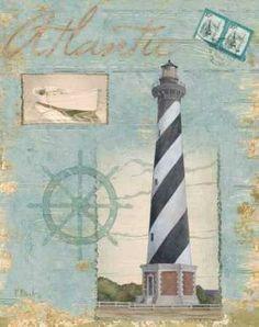 CUADROSTOCK.COM - Cuadro Seacoast Lighthouse I / PB