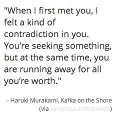 Haruki Murakami • Kafka on the Shore