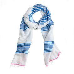 J.Crew Lemlem® Hilansha scarf.