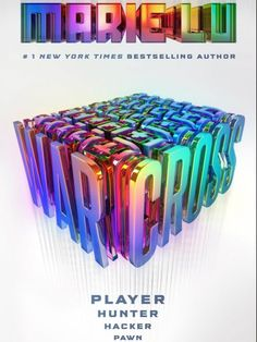 My 5 Star Audiobook Review - Warcross by Marie Lu