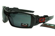 1a6fb2a640 Oakley Lifestyle Sunglasses Black Frame Black Lens 0698 Sports Sunglasses