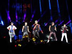 Big Bang a+ Concert in Seoul