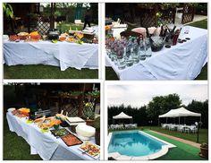 #catering @LPM_Catering #events #comunione #private #welldone #Villa #swimmingpool #like #iloveit #photography #pic