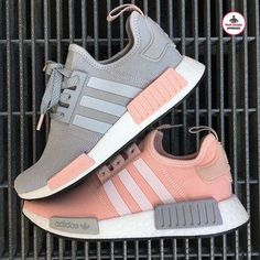 shoes adidas nmd pink adidas grey adidas sportswear adidas adidas shoes