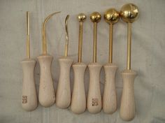 millinery french flower making tools