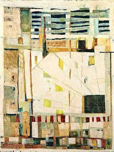 "Saatchi Art Artist Christine Crockett; Painting, ""AT&T Park"" #art"